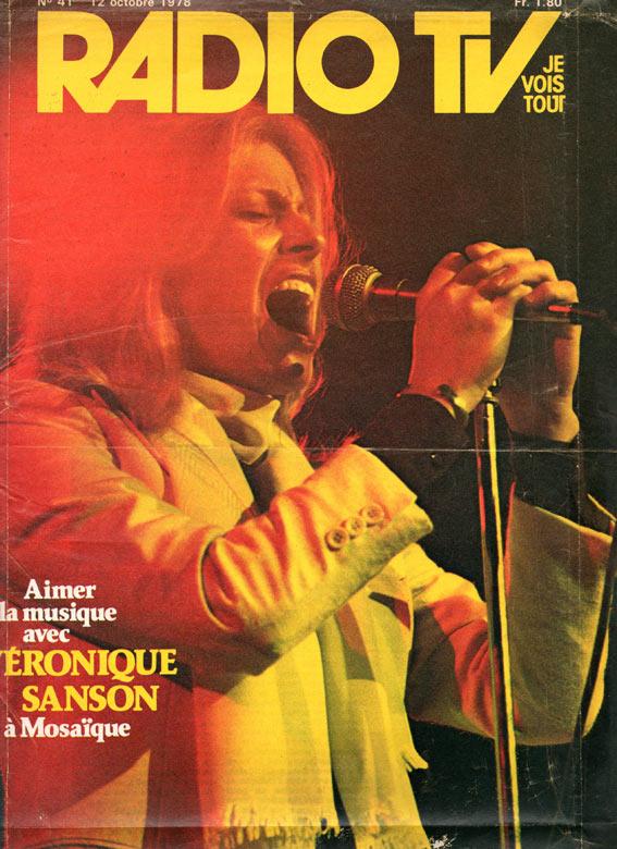 Revue suisse, octobre 1978