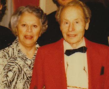 Colette et René Sanson