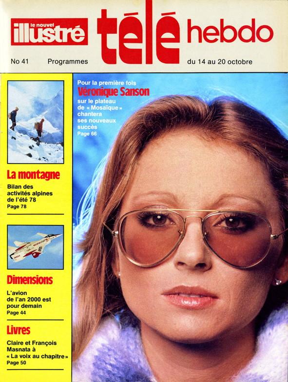 Journal suisse, octobre 1978