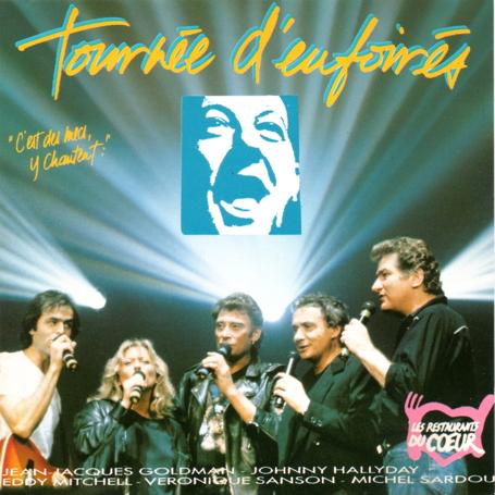 TOURNÉE D'ENFOIRÉS | 1989
