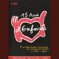 Enfoirés, compilations