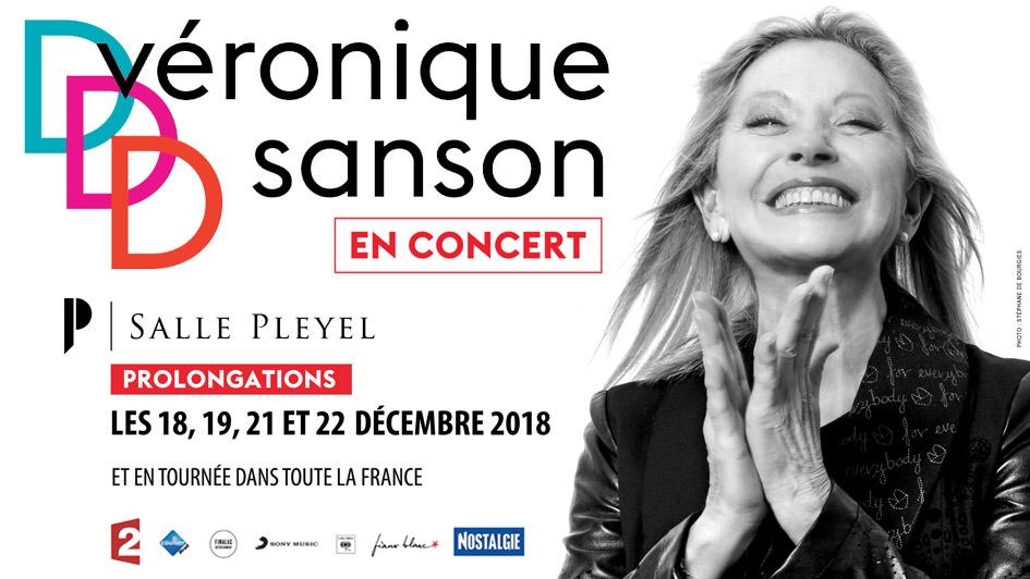 véronique sanson concert seine musicale