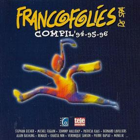 FRANCOFOLIES DE SPA – COMPIL' 94-95-96 | 1996